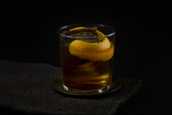 Black Betty cocktail photo