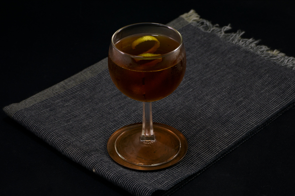 Creole cocktail photo