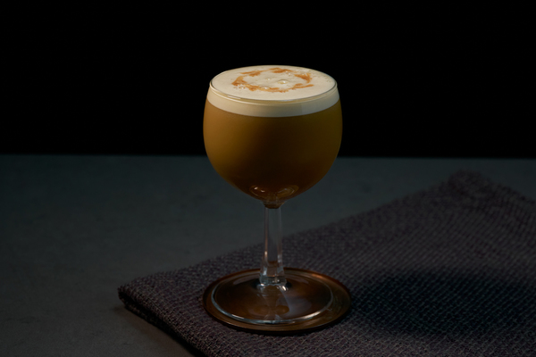 Cynar Flip cocktail photo