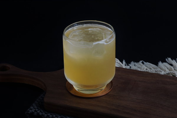 Gold Rush cocktail photo