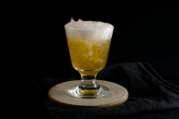 Jimmie Roosevelt cocktail photo
