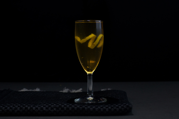 La Perla cocktail photo