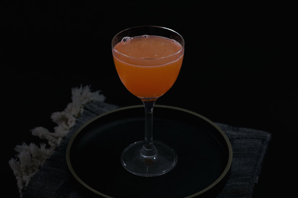 Naked & Famous cocktail photo