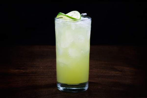 Chartreuse Swizzle cocktail photo