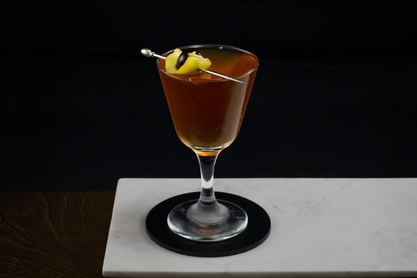 East India cocktail photo