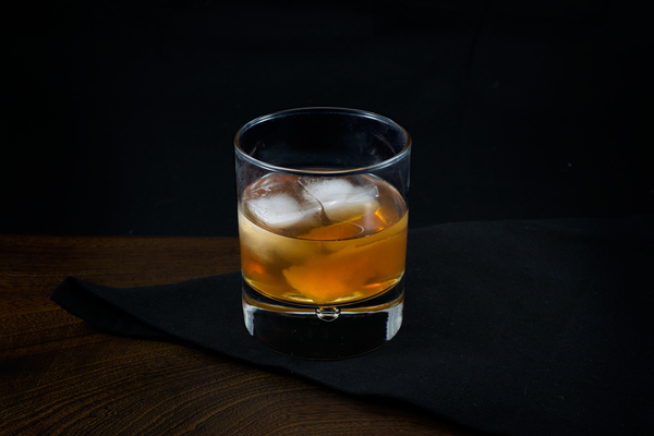Improved Whiskey Cocktail cocktail photo