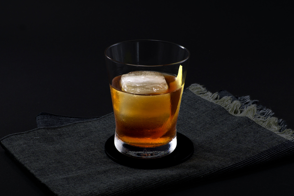 Old Hickory cocktail photo