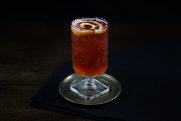 Seelbach cocktail photo