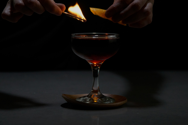 Revolver cocktail photo