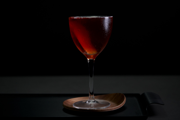 Suburban cocktail photo