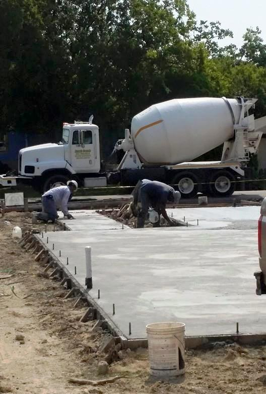 Houston Ready Mix Concrete Delivery - Jerson's Offers Best