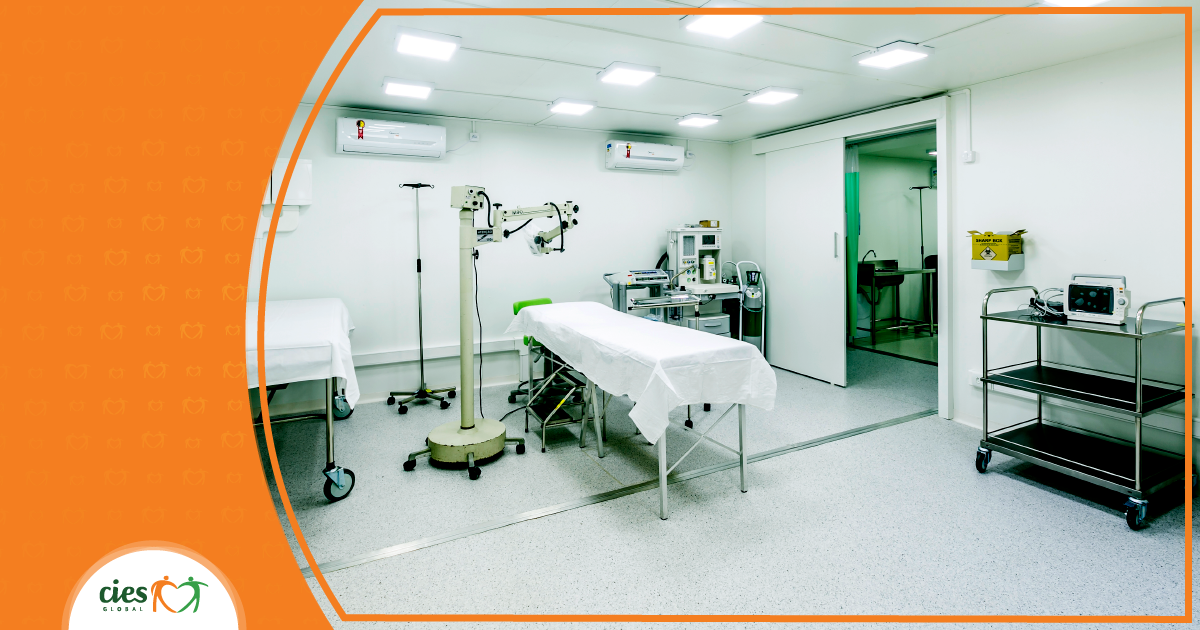 CIES aumenta oferta de vagas para cirurgias de pterígio