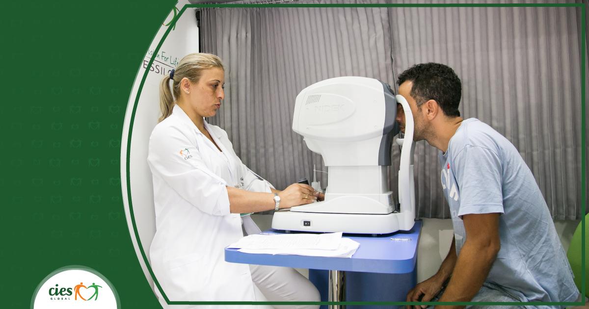 CIES realiza mais de 50 mil atendimentos de saúde ocular em 2019