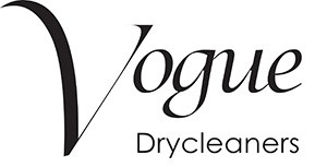 Vogue Drycleaning Online Logo