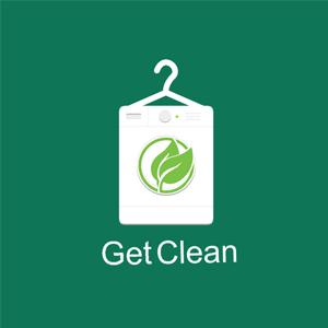 GET CLEAN Logo