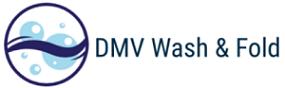 DMV Wash and Fold Logo