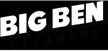 Big Ben Cleaners - Olive Street Logo