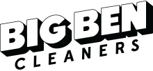 Big Ben Cleaners - Sugar Creek Logo
