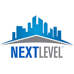 NextLevel Drycleaners Logo