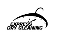 Express Dry Cleaning Logo