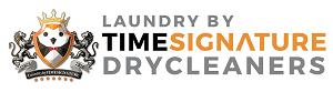 LaundrybyTIMESIGNATURE Logo