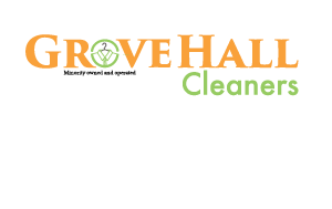 Grove Hall Dry Cleaners Logo