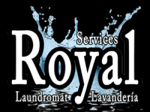 Royal Laundromat Logo
