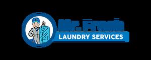 Mr Fresh Laundry Logo