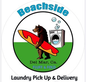 Beachside Del Mar Laundry