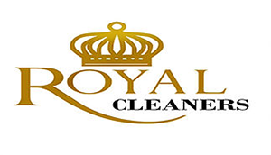 Royal Cleaners Logo