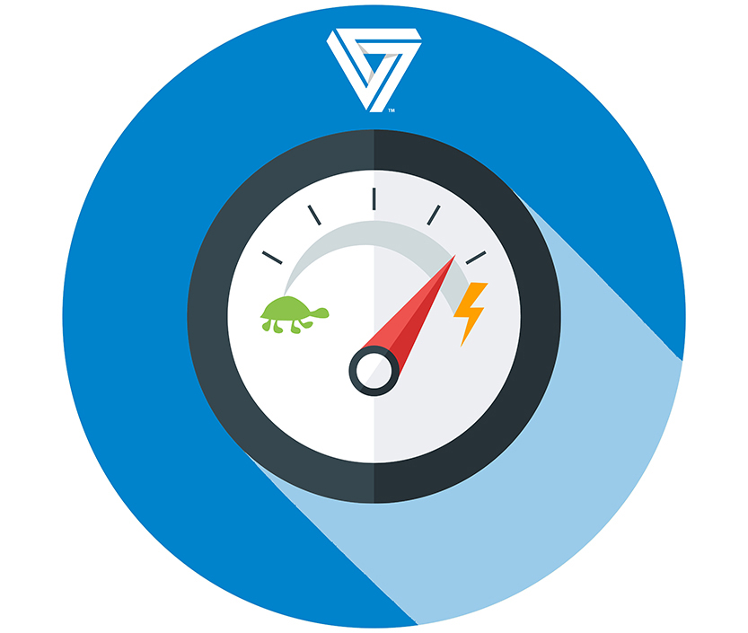 High-Speed Data Transfer can solve your large file and database issues.