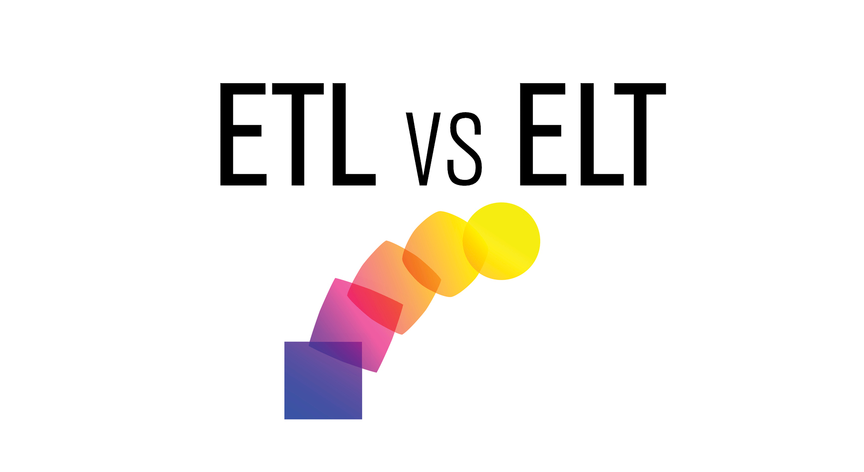 The Differences Between ETL and ELT