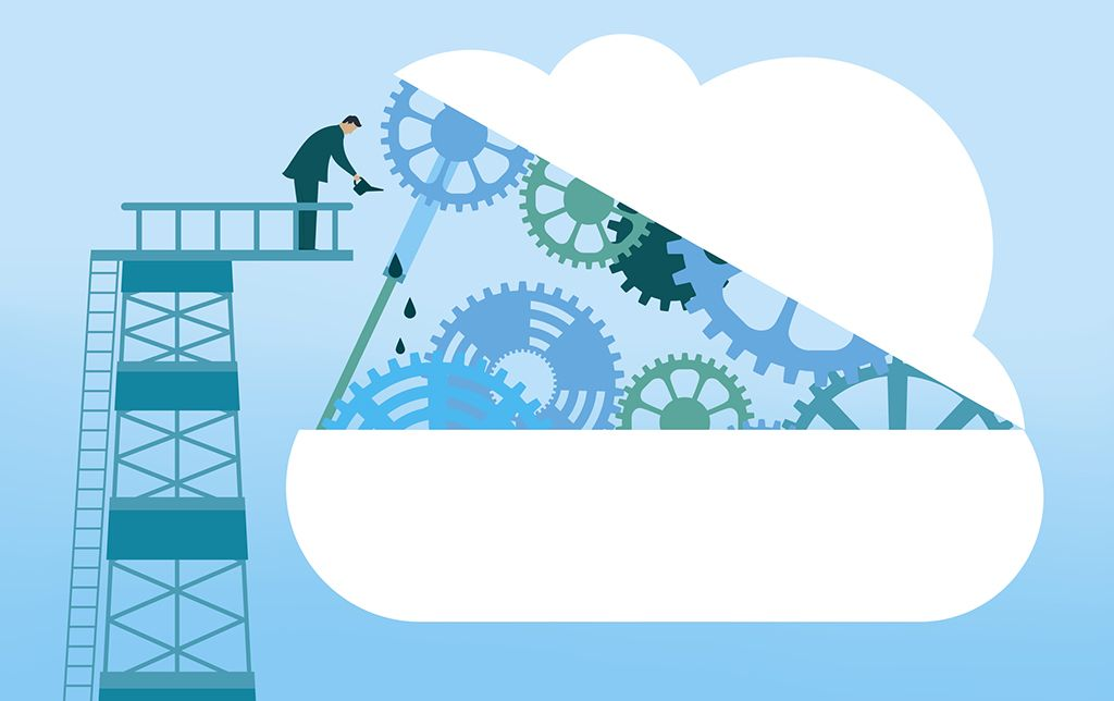 Advantages and disadvantages of a cloud infrastructure