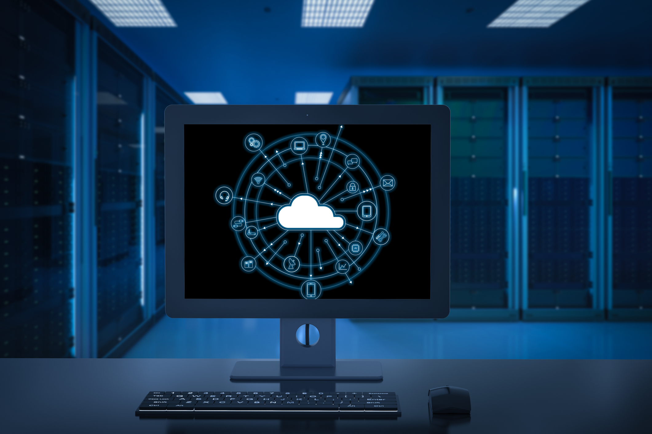 At least a part of your business will be done in the cloud sooner rather than later.
