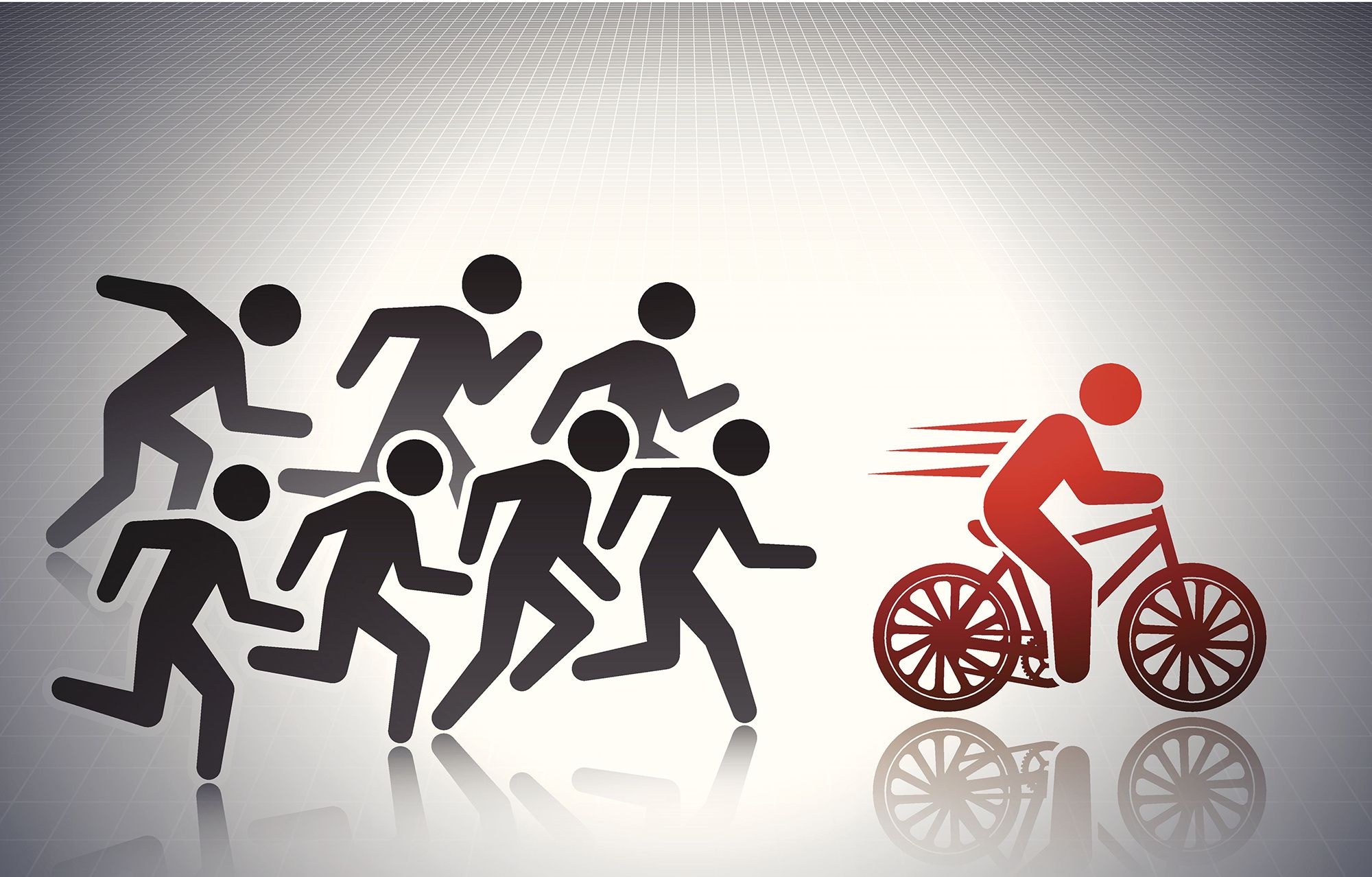 Rapid adaptation and agility are required to handle the pace of constant change