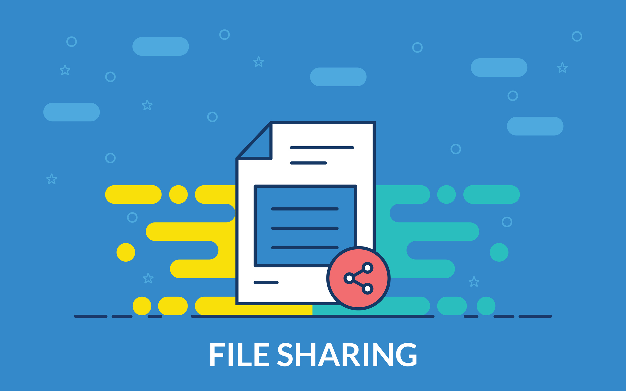 Businesses need secure file sharing of all types and sizes with their customers and partners through what can be very complex multi-enterprise ecosystems.