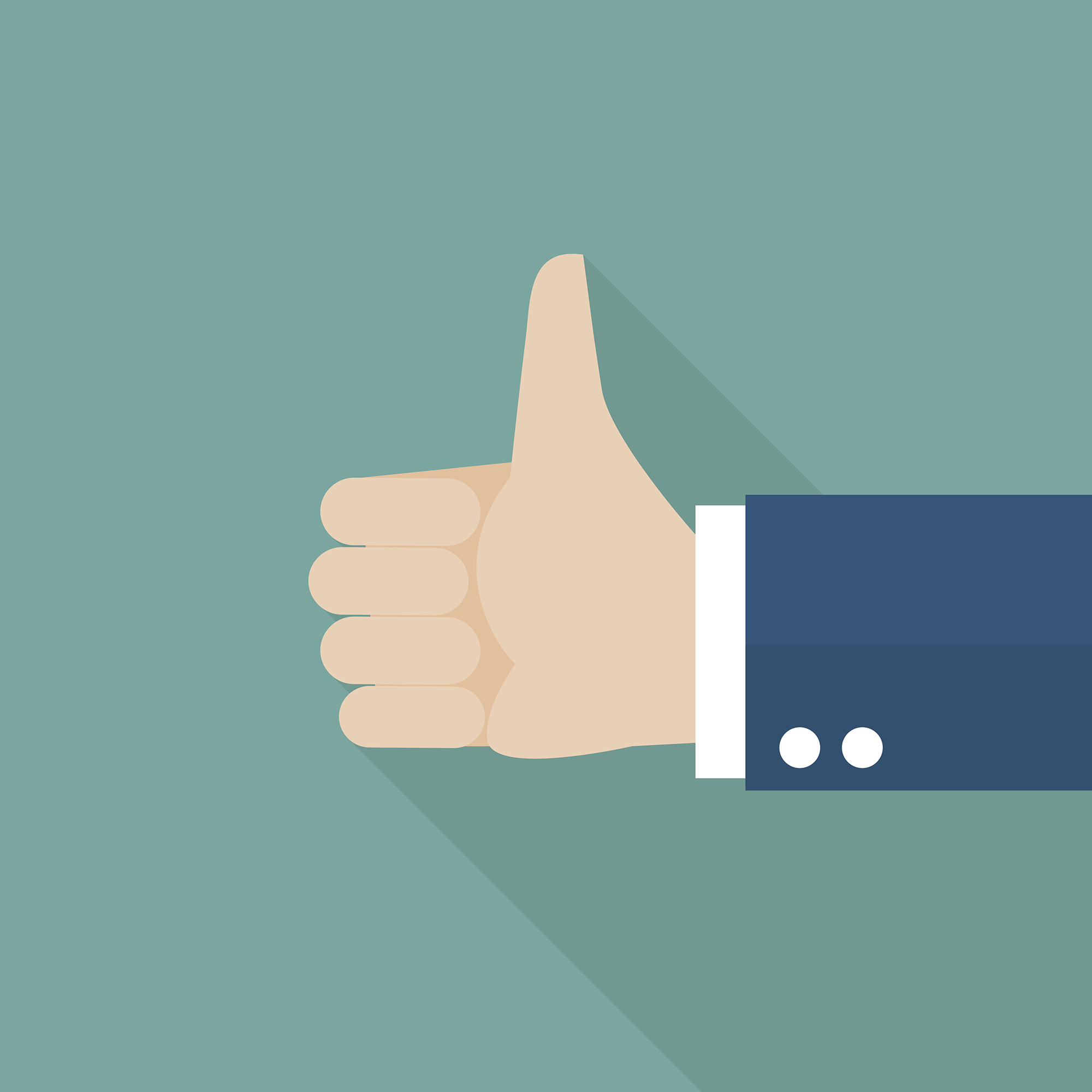 Thumbs up for embedded integration