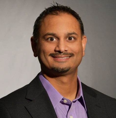 Tushar Patel is Chief Marketing Officer