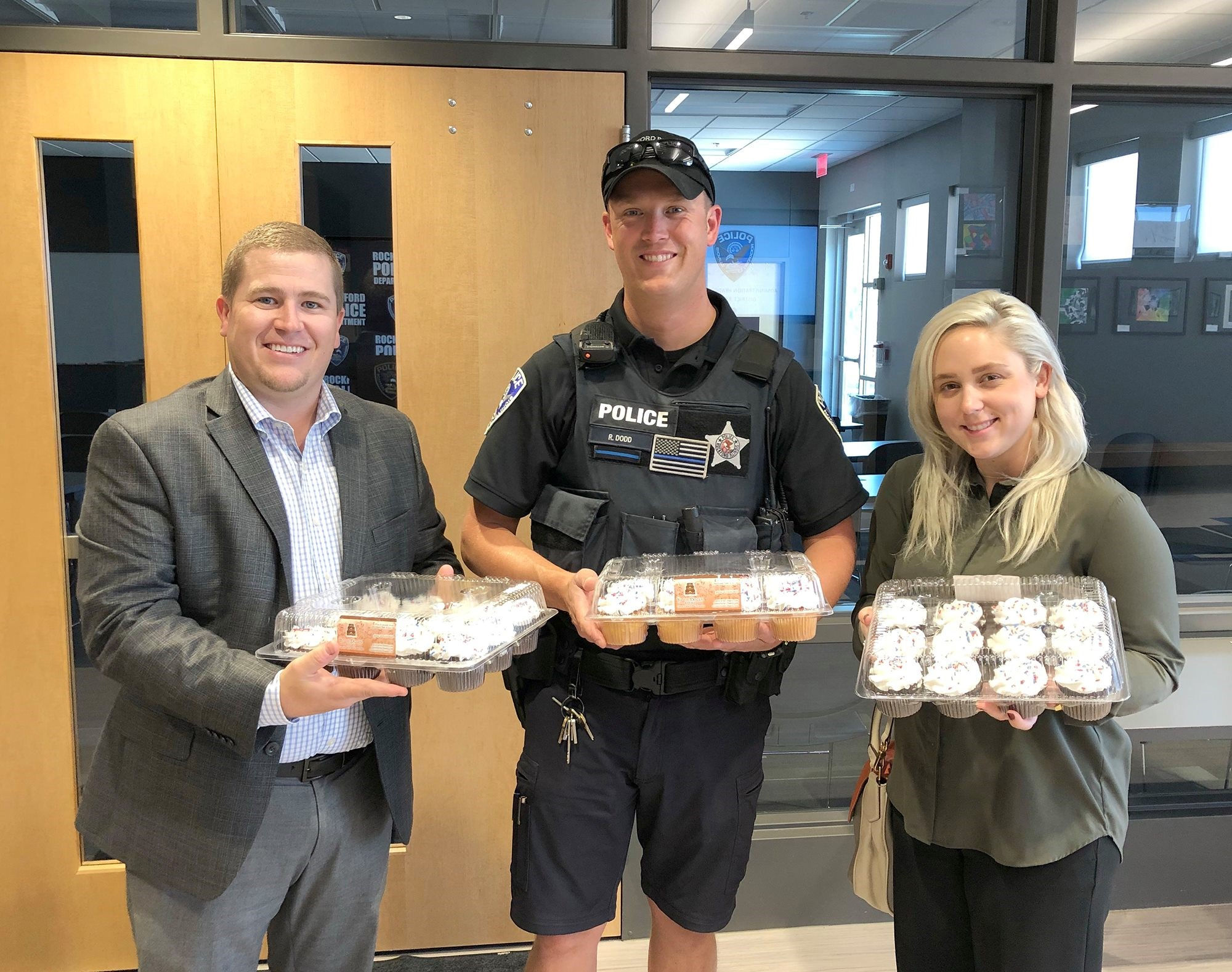 Cleo Cares 2018: 9/11 Fire and Police Appreciation