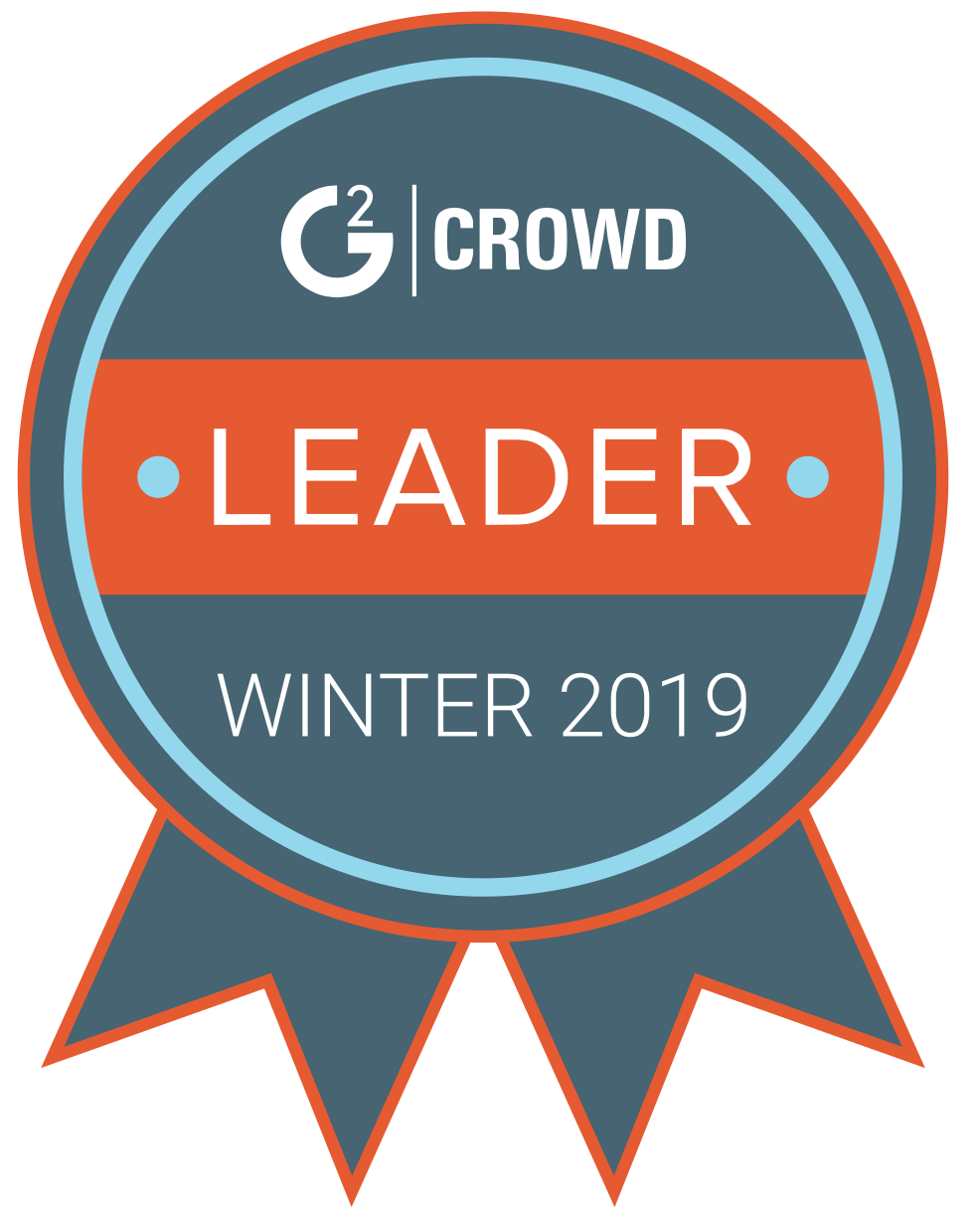 Cleo G2 Crowd Badge for EDI Leader