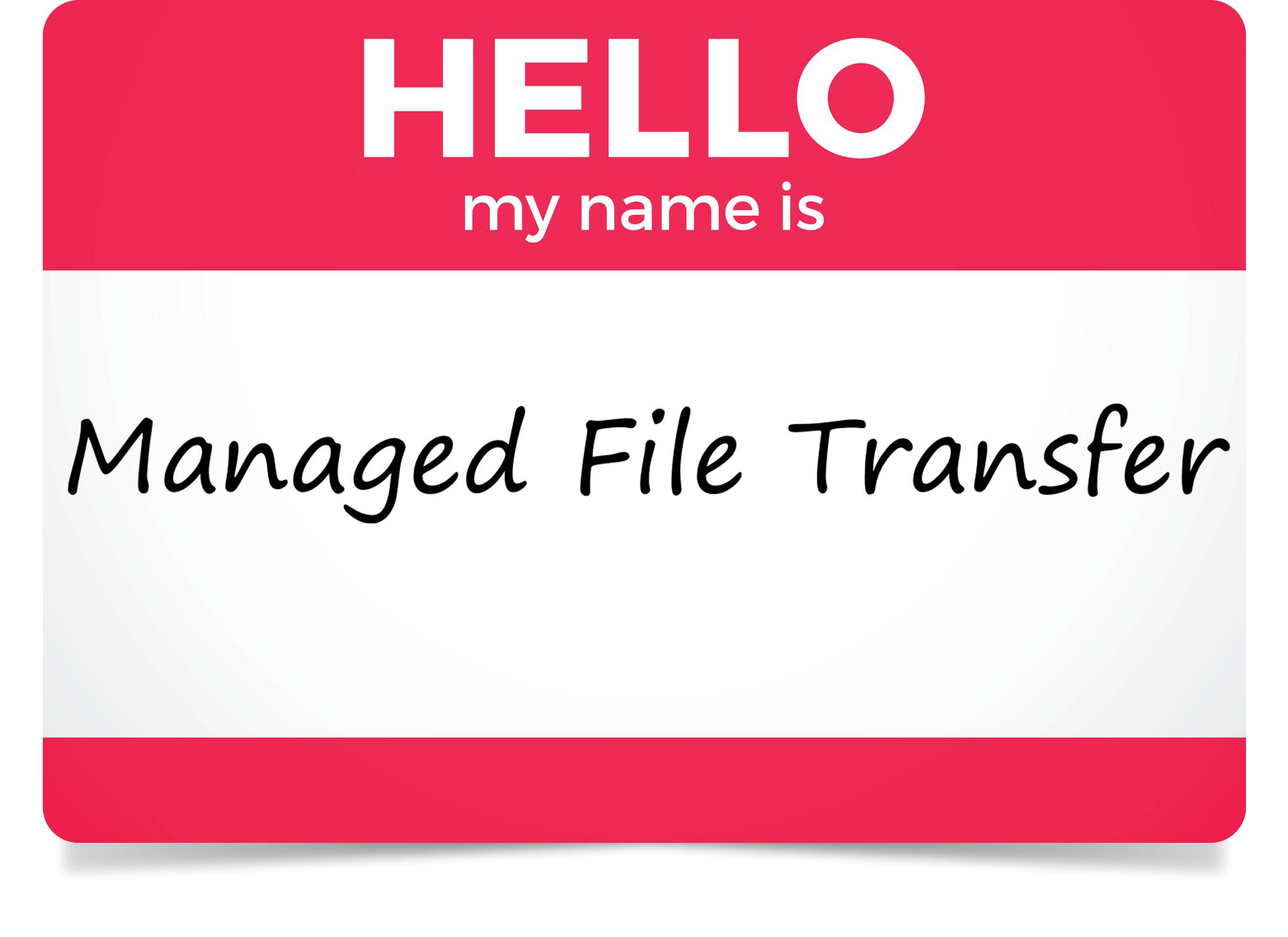 MFT and File-based Integration