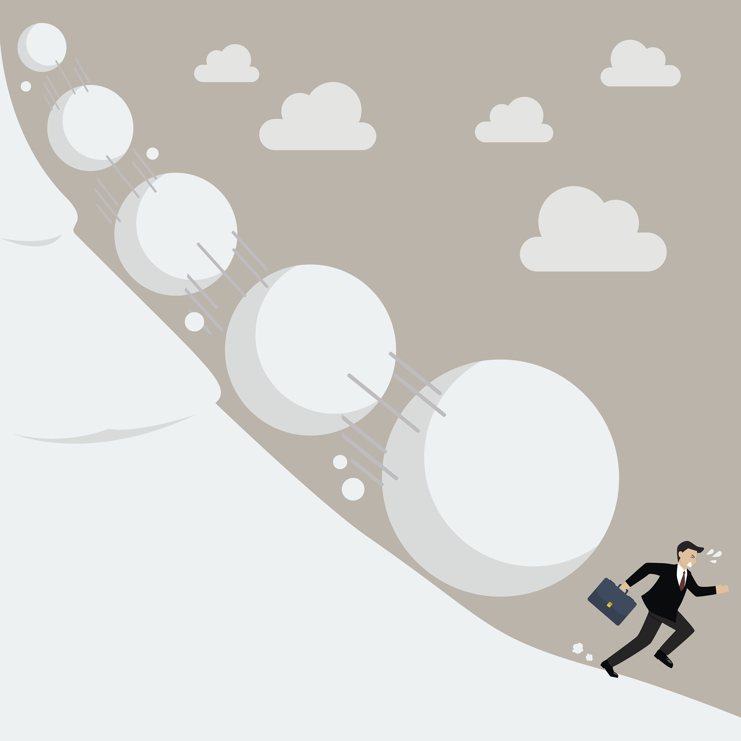 Snowballing Integration Requirements That Challenge Cloud-Services Organizations