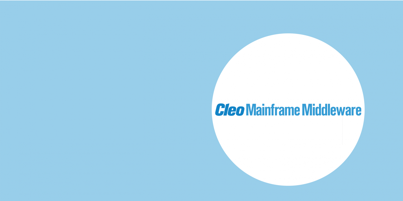 Cleo Mainframe Middleware Logo