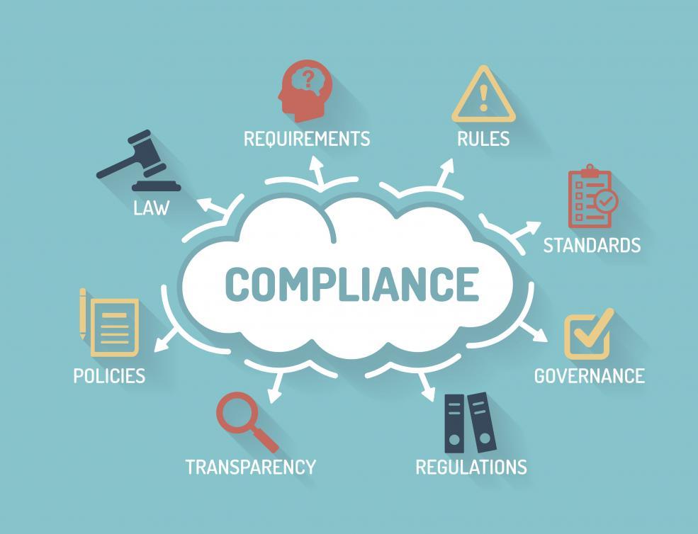 Various industries require achieve increasingly complex corporate compliance mandates