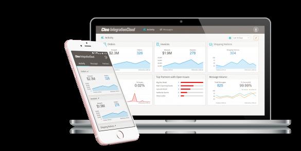Cleo Integration Cloud - Integration Platform, iPaaS, Application Integration, B2B integration