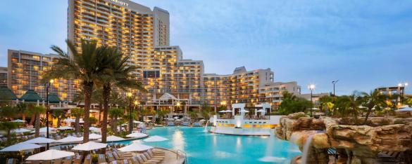 Cleo Connect in Orlando World Center Marriott