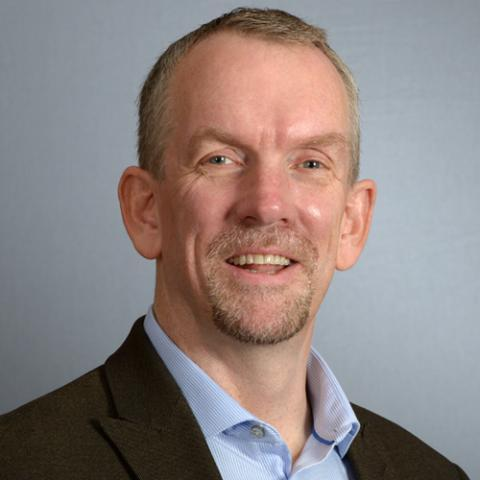 Dave Brunswick is VP, Solutions