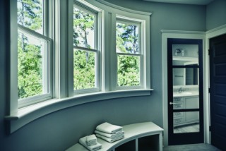 W-2500 Wood Double-Hung Windows