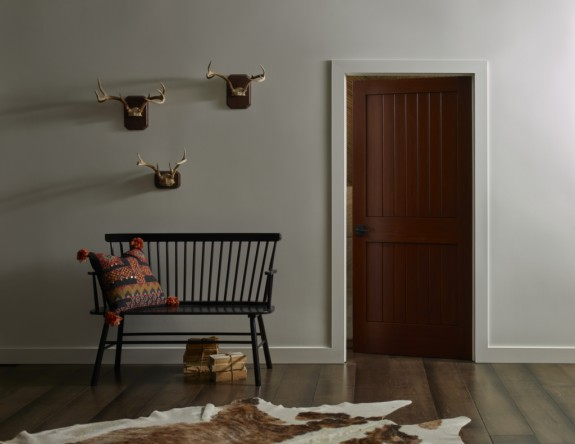 Authentic Wood Interior Door