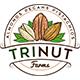 TriNut Farms logo